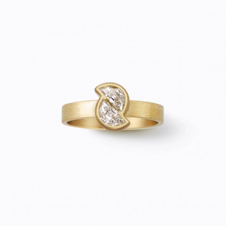 Half Moon Ring 02
