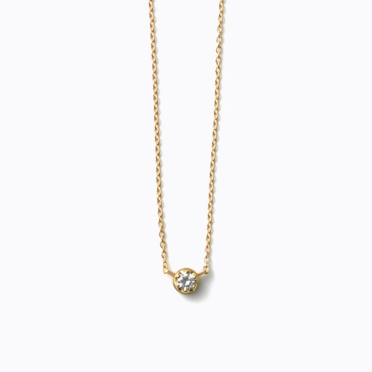 One-Stone Necklace 02