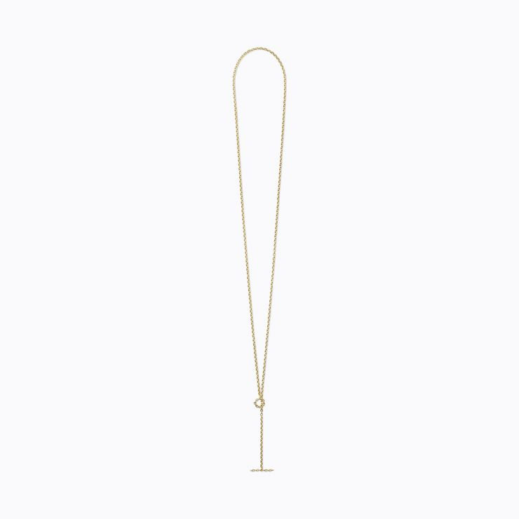Chain Necklace 06, yellow gold