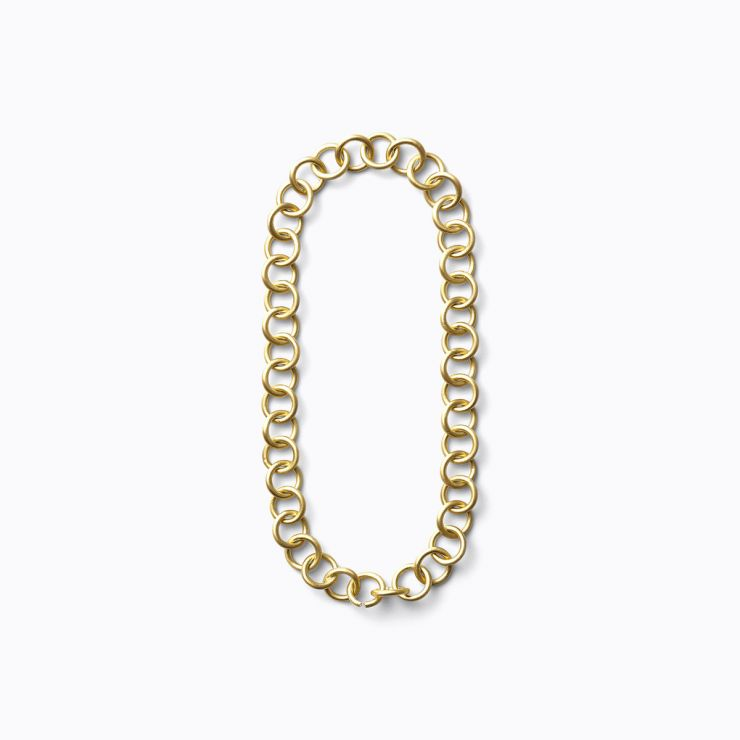 Link Bracelet 02, yellow gold